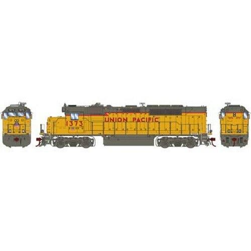 Athearn ATHG63785 Ho GP40P-2 con / DCC & Sound Up #1375 Locomotora